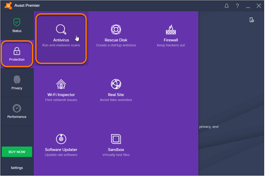 avast antivirus gratis windows apps